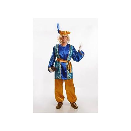 Disfraz de Paje del Rey Melchor para hombre: Amazon.es ...