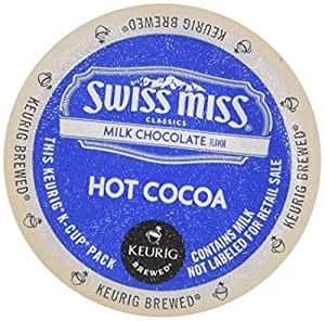 Swiss Miss Hot Chocolate K-Cup16- 0.52 oz/ EA, NET WT 8.32 Ounce