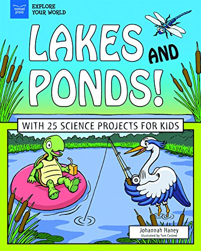 Marine Pond (Lakes and Ponds!: With 25 Science Projects for Kids (Explore Your World))
