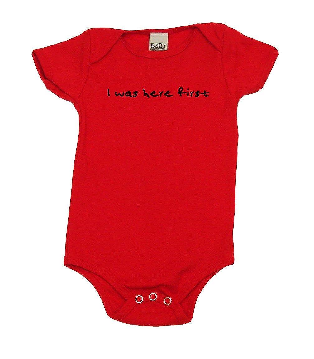 Baby Clothes Izzy /& Owie Romper Bodysuit Baby Boys I Woof you Puppy Baby Girls 34 Sleeve Baby Onesie Unisex Baby