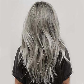 Teinture Pour Cheveux Unisexe 100 Ml Gris Fume Creme Colorante