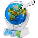 Oregon Scientific SG338R Smart Globe Explorer AR Educational World Geography Kids-Learning Toy Space Planet Science…