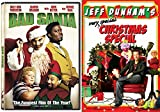 Bad Santa + Jeff Dunham's Very Special Christmas Special Movie Holiday Bundle Double Feature Classic Movie Set