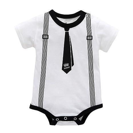 Ropa bebe recién nacido, ❤ Amlaiworld Ropa de bebé niño niña recién nacido Imprimir