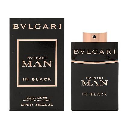 d626ecf3a748c Bulgari - Man In Black - Eau de parfum para hombres - 60 ml  Amazon ...