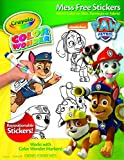 Crayola Paw Patrol Color Wonder Mess Free Stickers