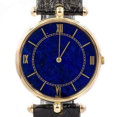 Piaget Vintage mechanical-hand-wind Mens Reloj 9p2 (Certificado) de segunda mano: Piaget: Amazon.es: Relojes