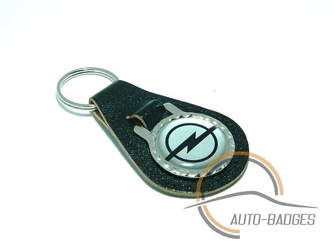 Opel Astra Insignia Piel Llavero: Amazon.es: Coche y moto