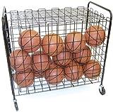 wire basket ball - Trigon Sports Procage Deluxe Ball Locker