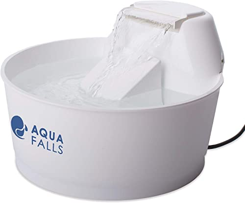 Aqua Falls Pet Fountain by Radiio systems