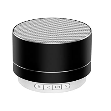 Naisicatar USB Mini Altavoces Bluetooth A10 pequeño Altavoz ...