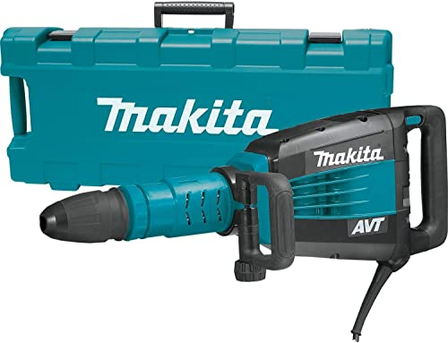 Makita AVT Demolition Hammer, SDS-MAX, 27 Lb.