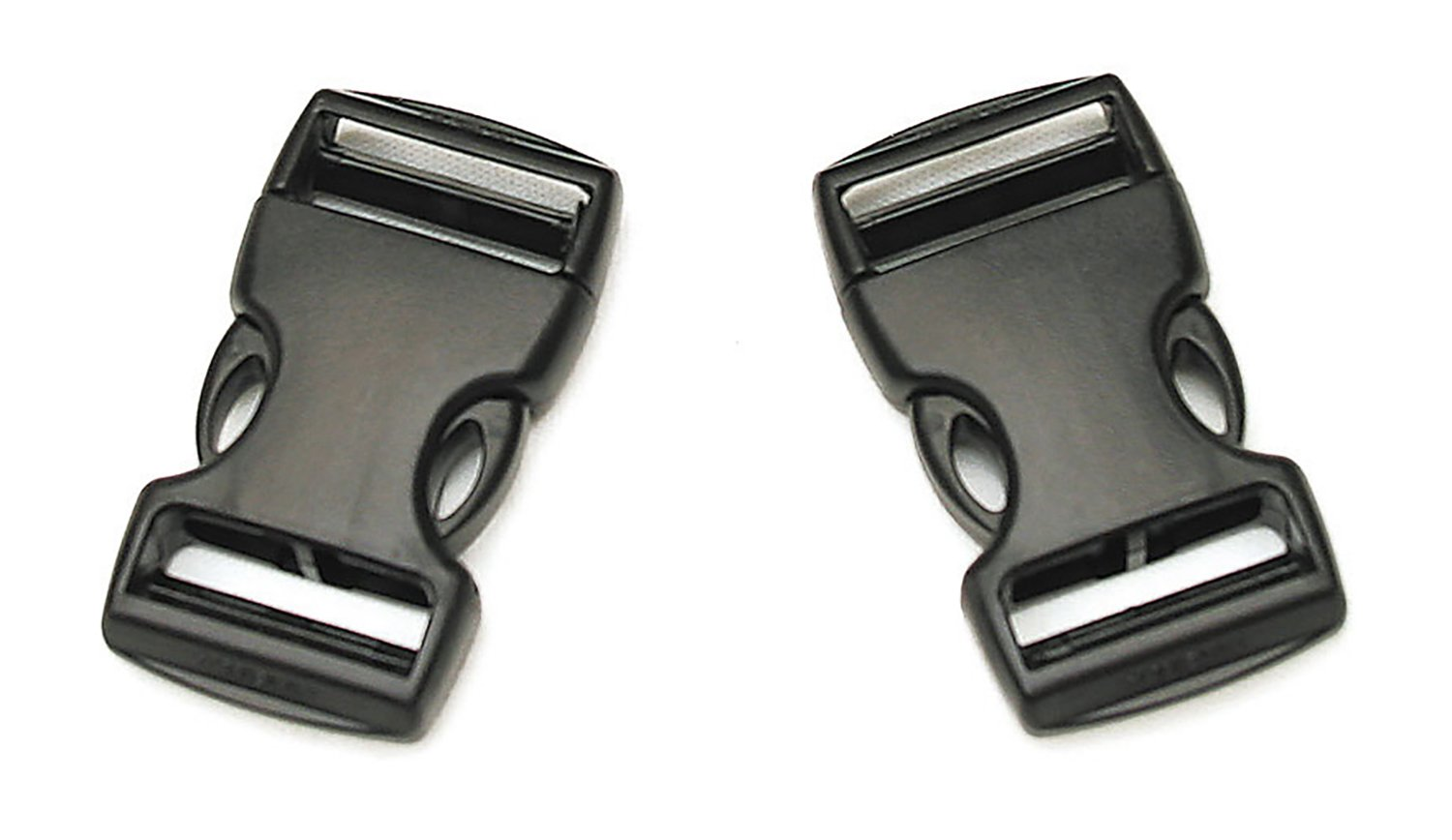 Cargobuckle F05617 Snap-Lock Buckles for Make-A-Strap Kit (25-Pack)