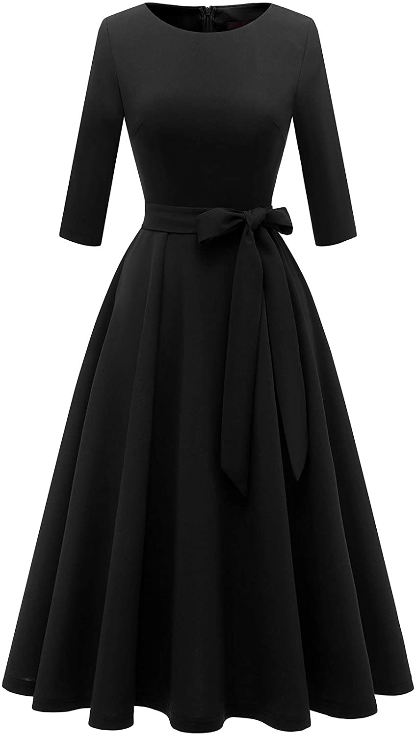 Women Prom Tea Dress Vintage Swing 4 Sl 67% OFF of fixed price Spring Trust 3 Cocktail