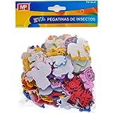 MP PM188-07 - Pegatinas adhesivas de goma Eva con formas