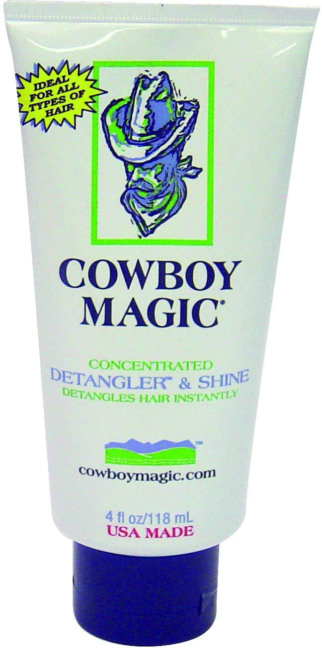 Cowboy Magic Detangler & Shine 4 oz.