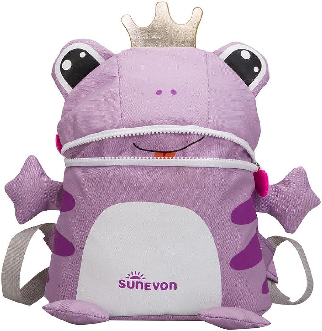 Amiley Toddler/'s School Bags Cartoon Frog Fox Animal Backpack Toddlers School Bags