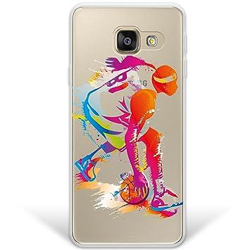Funda Samsung Galaxy A3 2016, WoowCase® [Hybrid] Jugador de ...