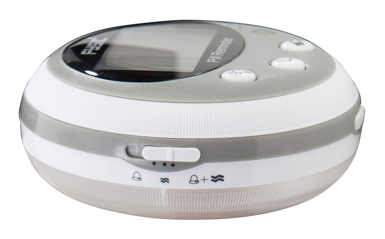 Pastillero electrónico con alarma y reloj