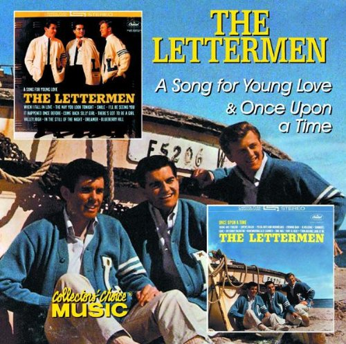 The Lettermen - Song For Young Love / Once Upon A Time - Zortam Music