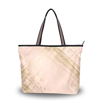 860c8660c163 Amazon.com: Iphone Case Rose Gold Travel Shopping Zipper Female Bag ...