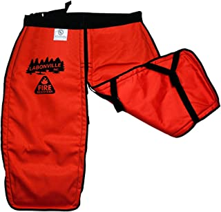 product image for Labonville Fire Resistant Chainsaw Safety Chaps - Large