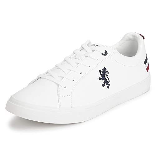 Buy Red Tape Men's White Sneaker-11 UK