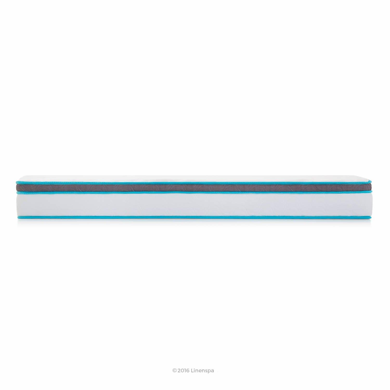 LinenSpa 8'' Memory Foam and Innerspring Hybrid Mattress, Twin XL by Linenspa (Image #8)