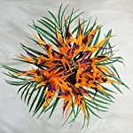 Lily-Garden-Latex-Real-Touch-Bird-of-Paradise-Flowers-Wedding-Bouquet-Orange-with-Fern