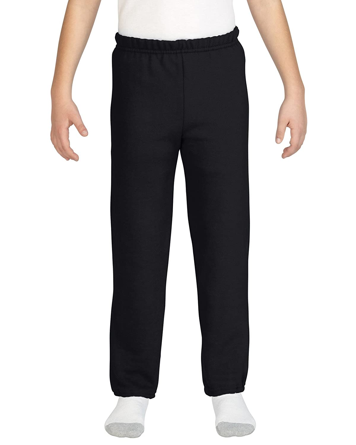 Gildan Kids' Elastic Bottom Youth Sweatpants