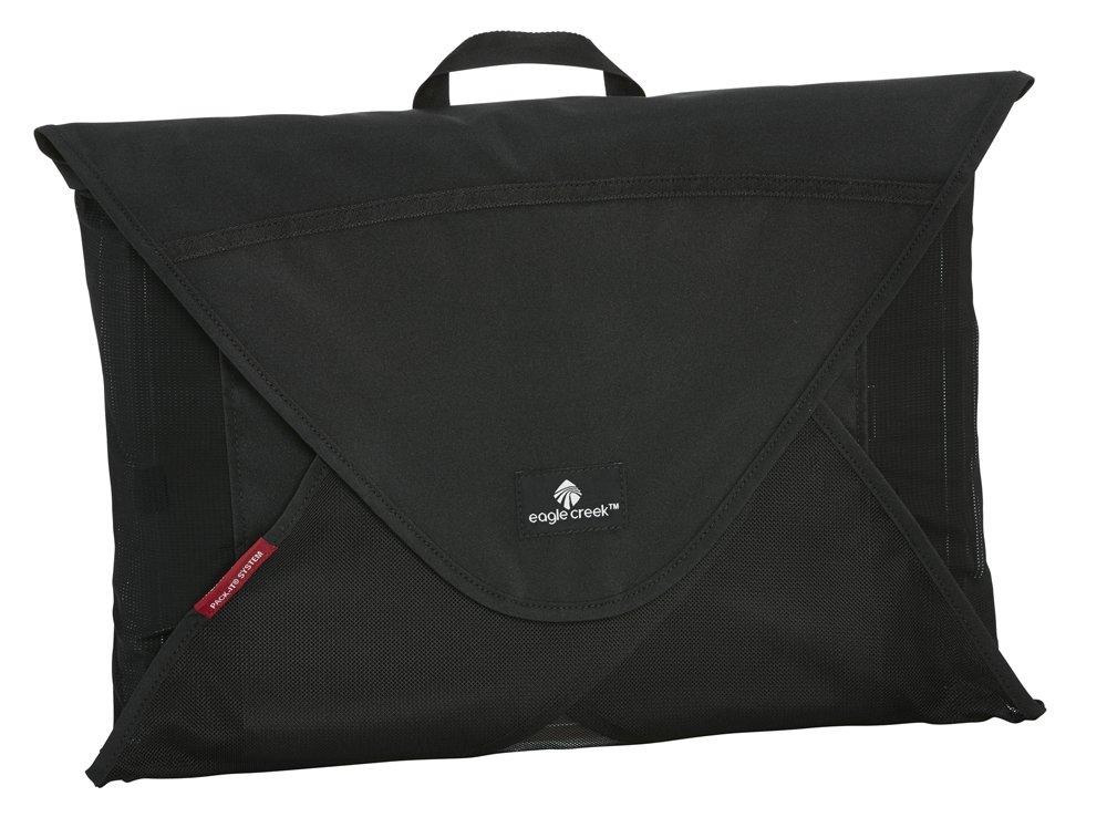 Eagle Creek Pack-It Garment Folder Packing Organizer, Black (M) by Eagle Creek