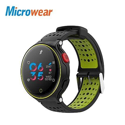 Amazon.com: haixclvyE X2 Smart Watch, Bluetooth Smartwatch ...