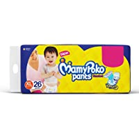 Mamy Poko Pants Standard Pant Style Extra Large Diapers (26 Count)