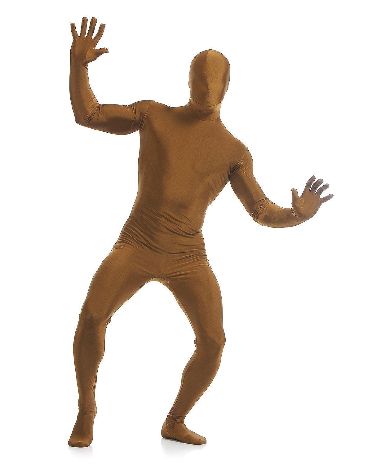 Shinningstar Well Fit Unitard Full Body Tights Suit Costumes Lycra Spandex Zentai Bodysuit