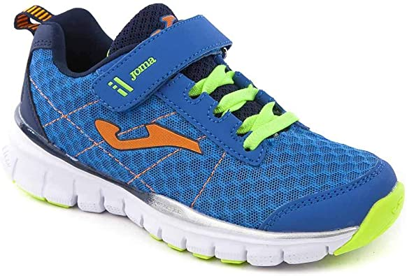 Joma - Zapato niño Memory Foam Tempo: Amazon.es: Zapatos y complementos