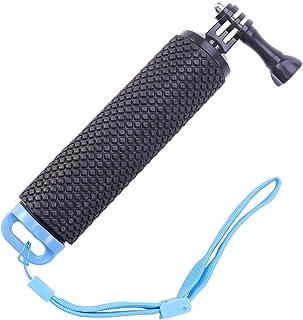 Vosarea Dive Buoy Pole Floating Handheld Stick Floaty Handle Hand Grip Camera Accessori per GoPro 4 (Blu)