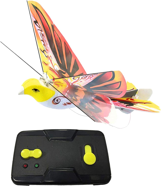 Xzbnwuviei Jouet /électrique /à t/él/écommande pour oiseaux volants 2,4 G /Électrique Eagle T/él/écommande Bionic Oiseau Flying Aile Flapping Simulation Oiseau Jouet Cadeau pour enfants