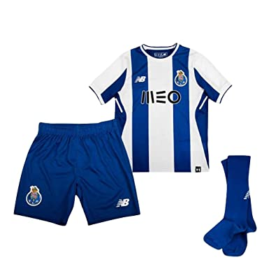 low priced b4868 0632c FC Porto 17/18 Home Mini Kids Football Kit - Oporto Blue ...