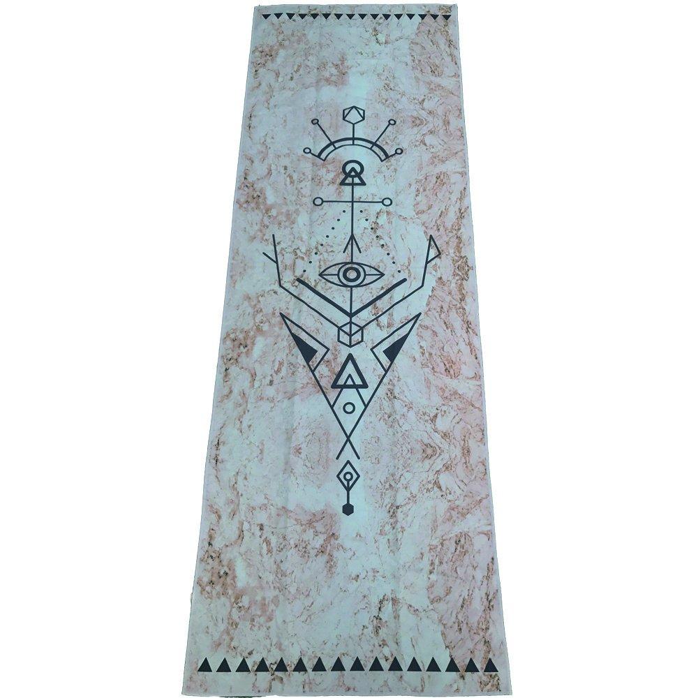 Yoga Jaci Mat Combo Towel Set