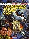 Tanguy et Laverdure, tome 15 : Les vampires attaquent la nuit par Charlier