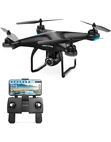 3237f7d9246e Holy Stone HS120D FPV Drone with Camera for Adults 1080p HD Live Video and  GPS Return