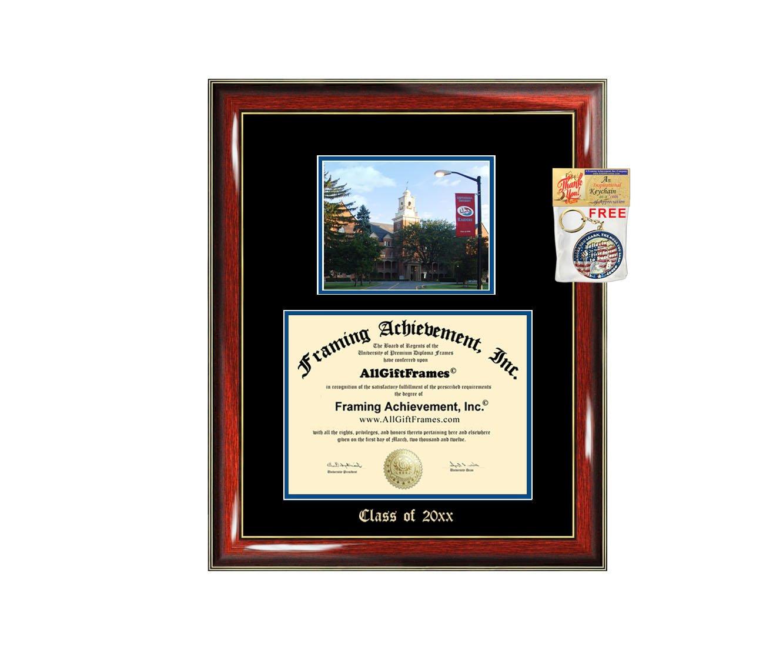 Amazon.de: AllGiftFrames Diplom Rahmen Big Shippensburg Universität ...