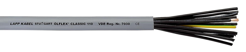 Lapp Kabel Steuerleitung Ölflex Classic 110 3x1,0mm² 25M 1119203