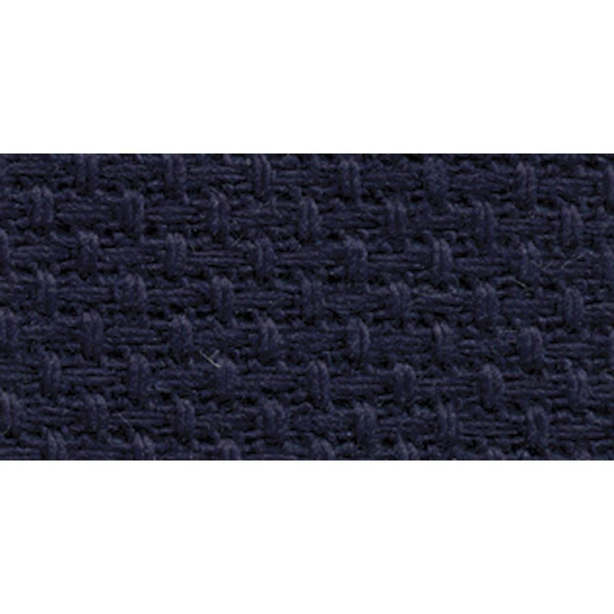DMC GD1436-5225 Classic Reserve Gold Label Aida Fabric Box, Navy, 14 Count Notions - In Network