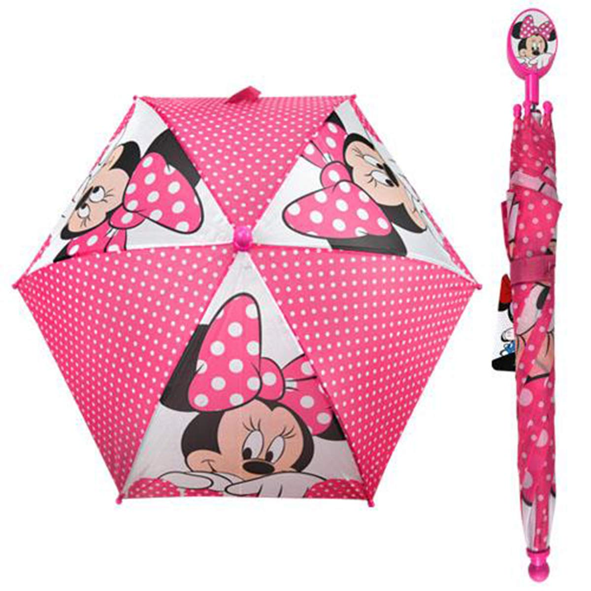 Disney Minnie Mouse Kids Umbrella by MGA (Image #1)