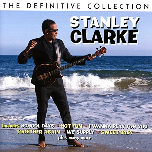 Clarke Cover - The Definitive Collection /  Stanley Clarke