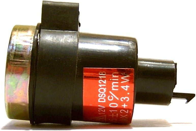 Gy6-ersatzteile/_de F23//7/_baotian/_50cc Blinkrelais Rund