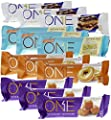 ISS One Bar Americas #1 Favorite Flavors Protein Bar Variety Pack 12 - Bars