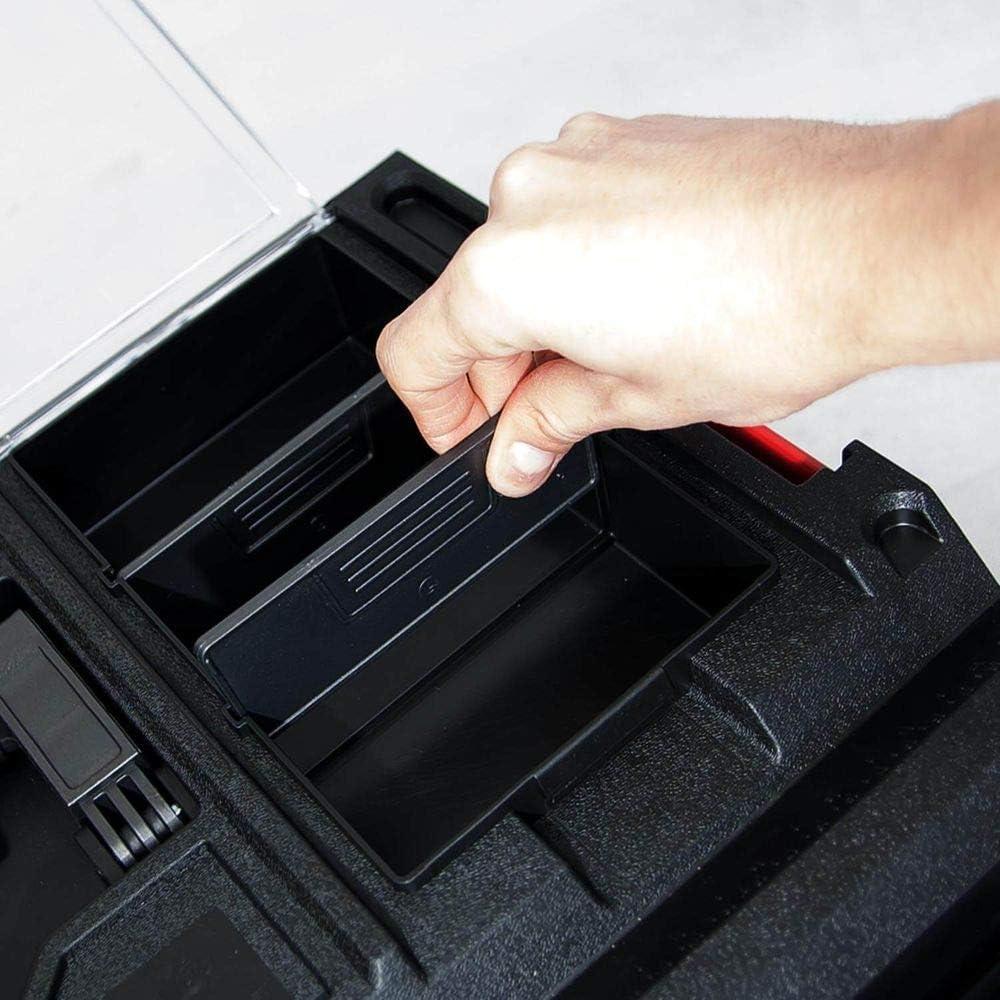 qbrick qbrick profesional 200/malet/ín Sistema de herramientas caja caja caja de herramientas caja organizadora 58/x 38/x 19/cm Caja de herramientas
