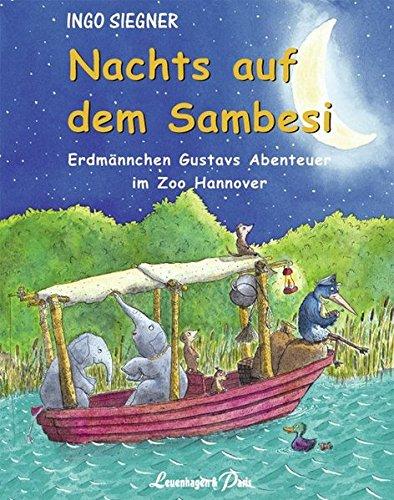 Nachts auf dem Sambesi: Erdmämnnchen Gustavs Abenteuer im Zoo Hannover